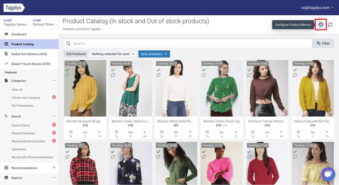 Product Catalog  (10)
