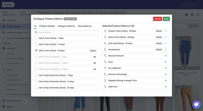 Product Catalog  (11)