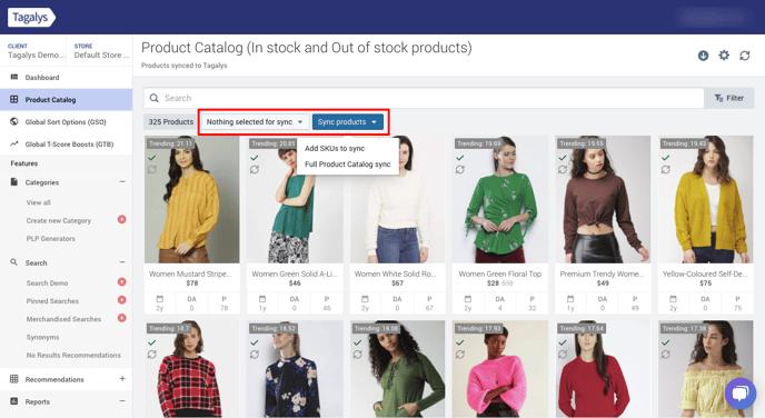 Product Catalog  (5)