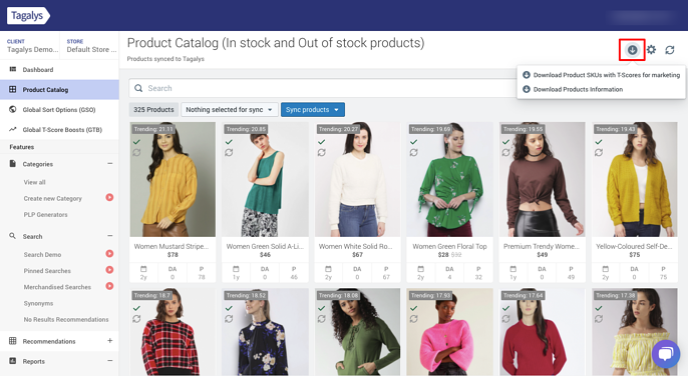 Product Catalog  (8)