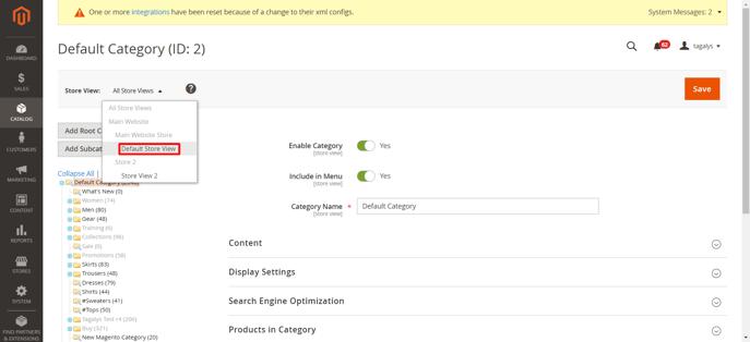 Change the URL Prefix of Tagalys Smart Categories in Magento 2
