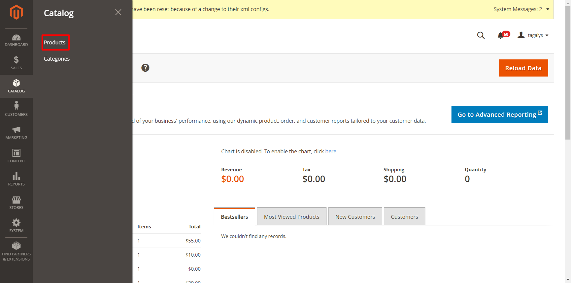 Hiding products from Search results in Magento